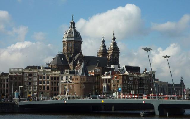 Schreierstoren in Amsterdam