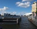 het IJ in Amsterdam